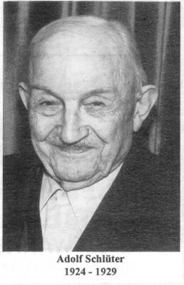 Adolf Schlüter