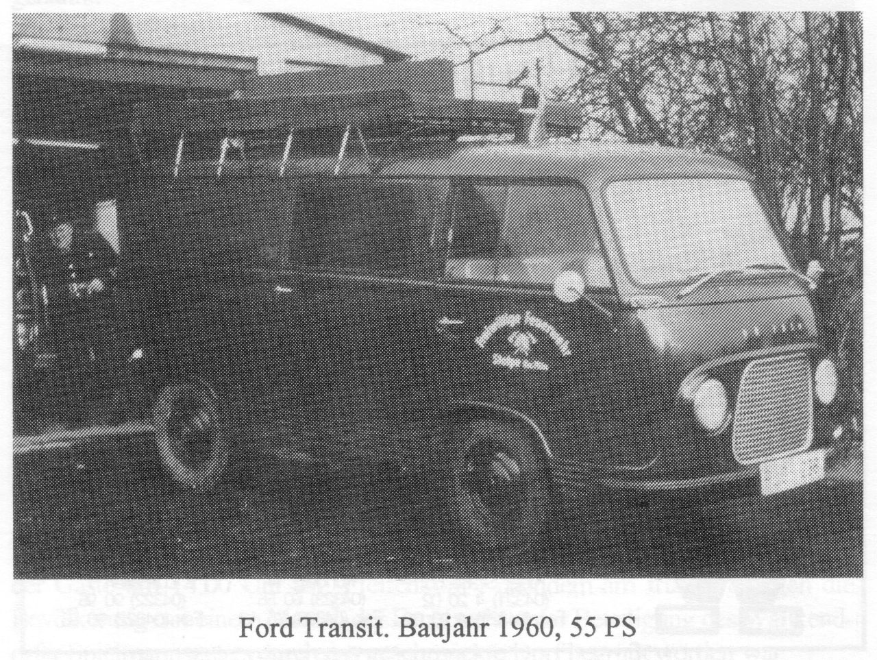Ford Transit 1960