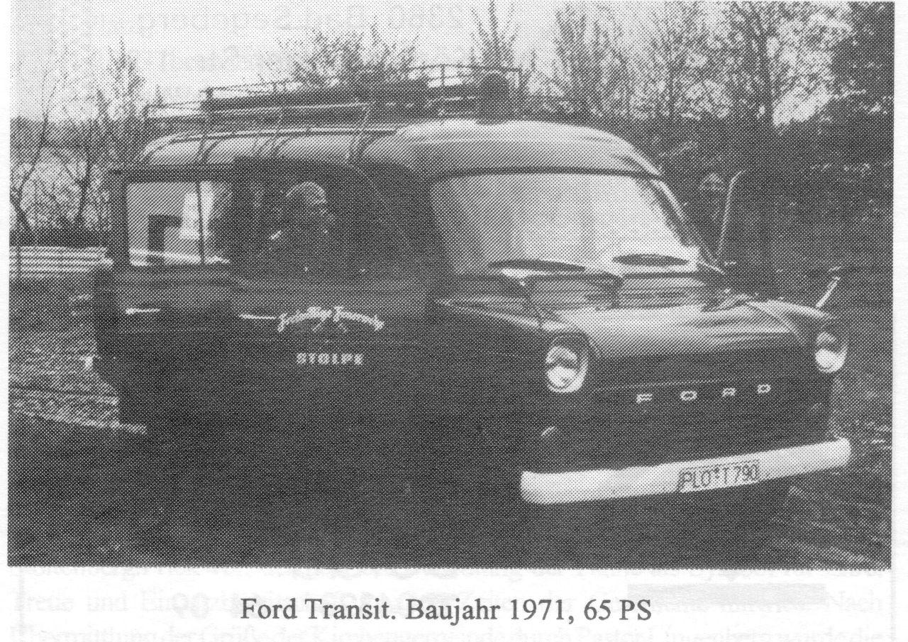 Ford Transit 1961