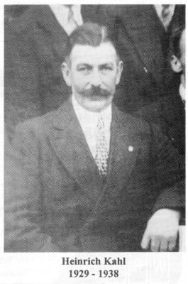 Heinrich Kahl