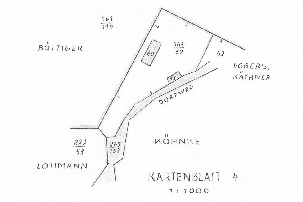 Karte Heiratsberg
