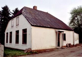 Das alte Haus von Adolf Busdorff, später Boller