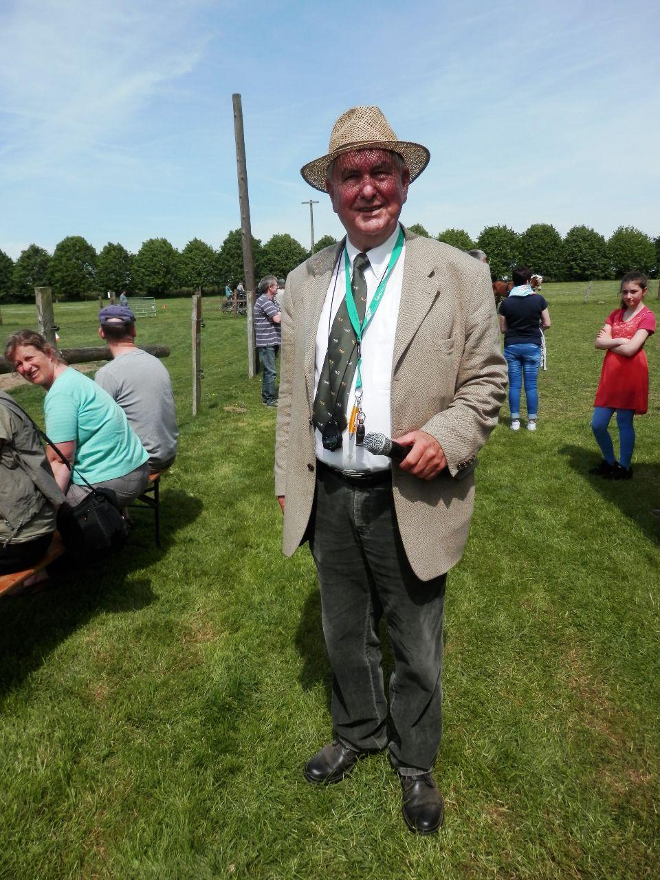 Hans-Helmut Lucht, FM-Richter aus Laboe
