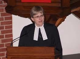 Pastorin Dr. Ulrike Jenett