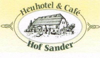 Heuhotel Sander