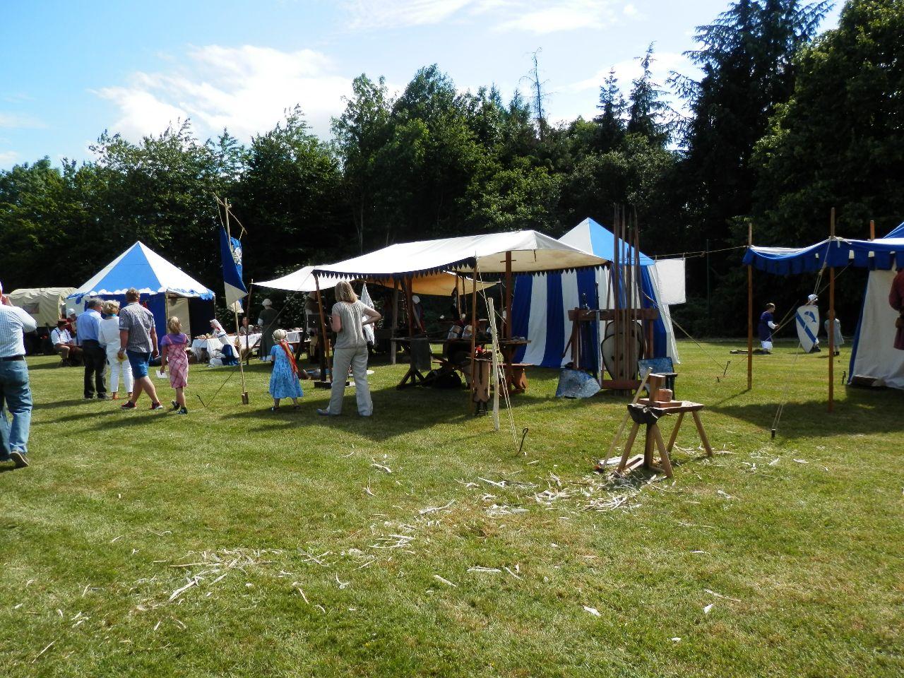 Das Mittelalterlager