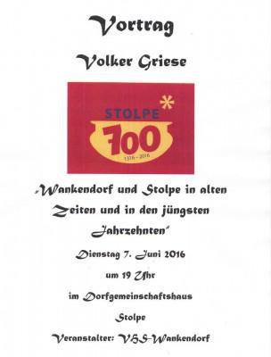Plakat Griese