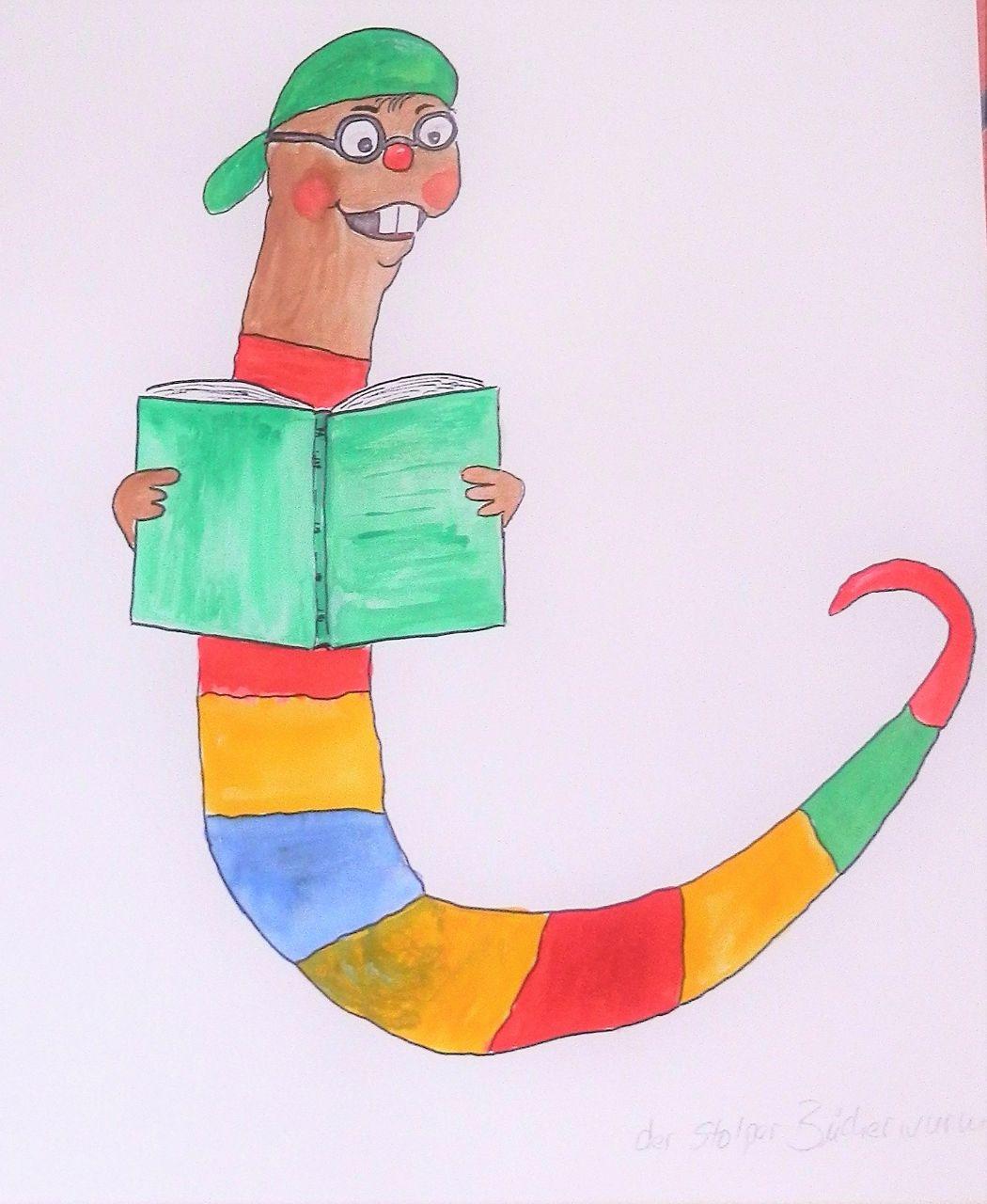 Max der Bücherwurm