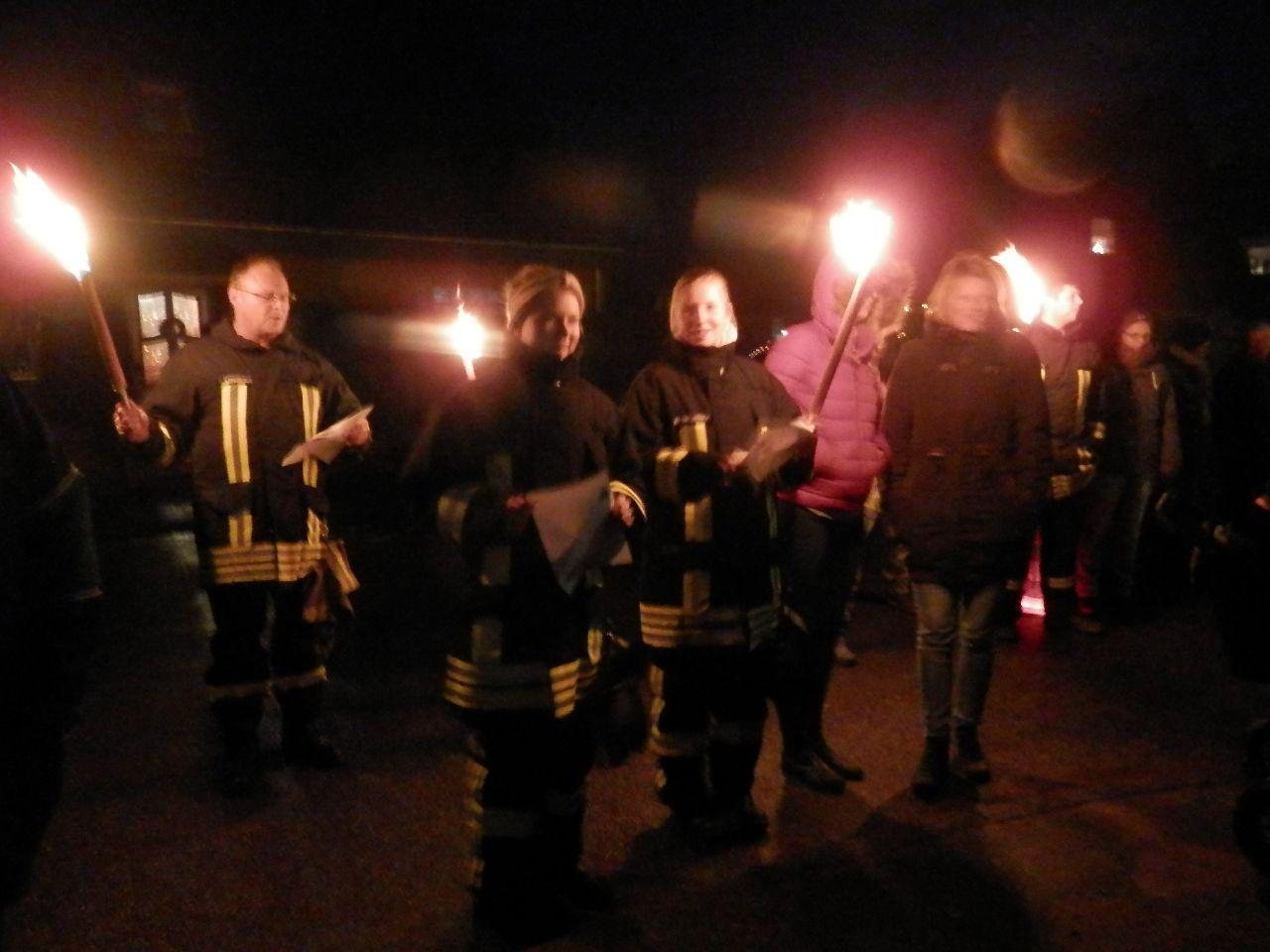 Die Feuerwehr wird weiblich