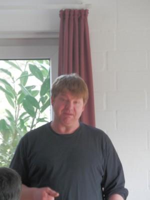Autor und Bio-Bauer Matthias Stührwoldt