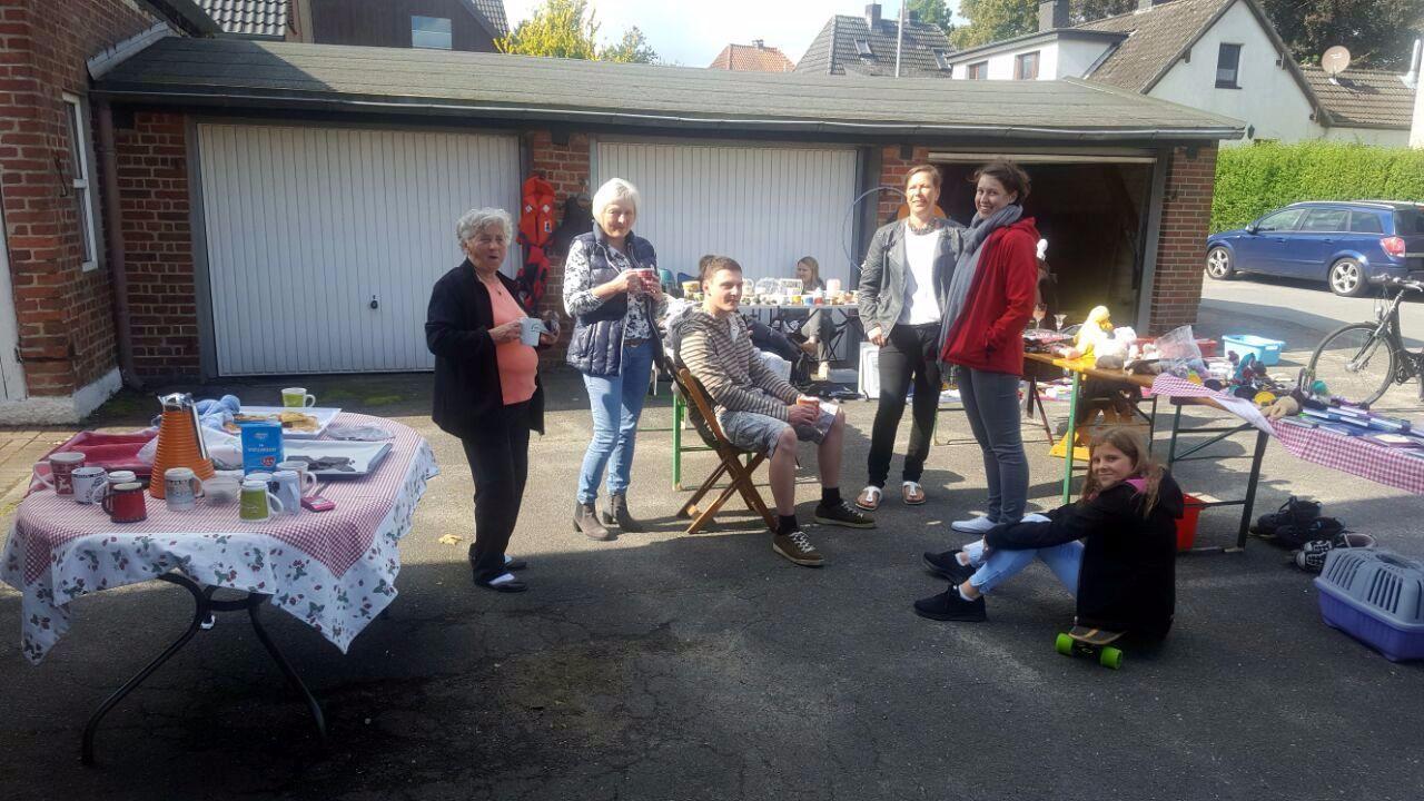 Bei Familie Wegner auf dem Hof