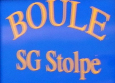 Boule SG Stolpe