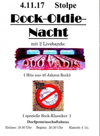 Rock-Oldie-Nacht