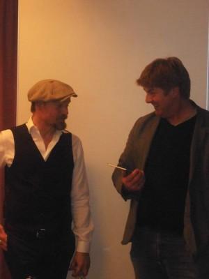 Tim Lothar und Matthias
