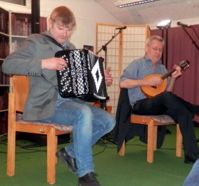 Jan Graf und Christoph Scheffler