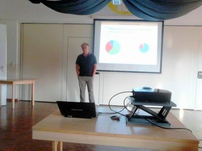 Vortrag Prof. Wallmann