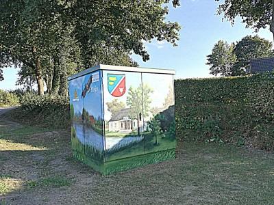 Trafo-Häuschen Bundhorst
