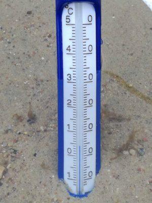 Wassertemperatur